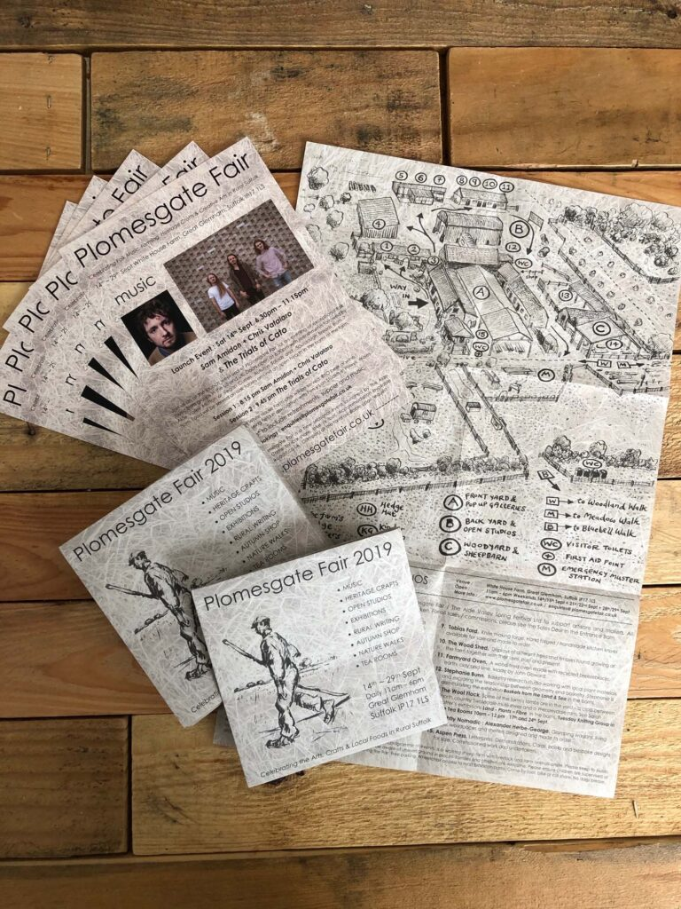 Brochure Printing & Design | Leiston Press