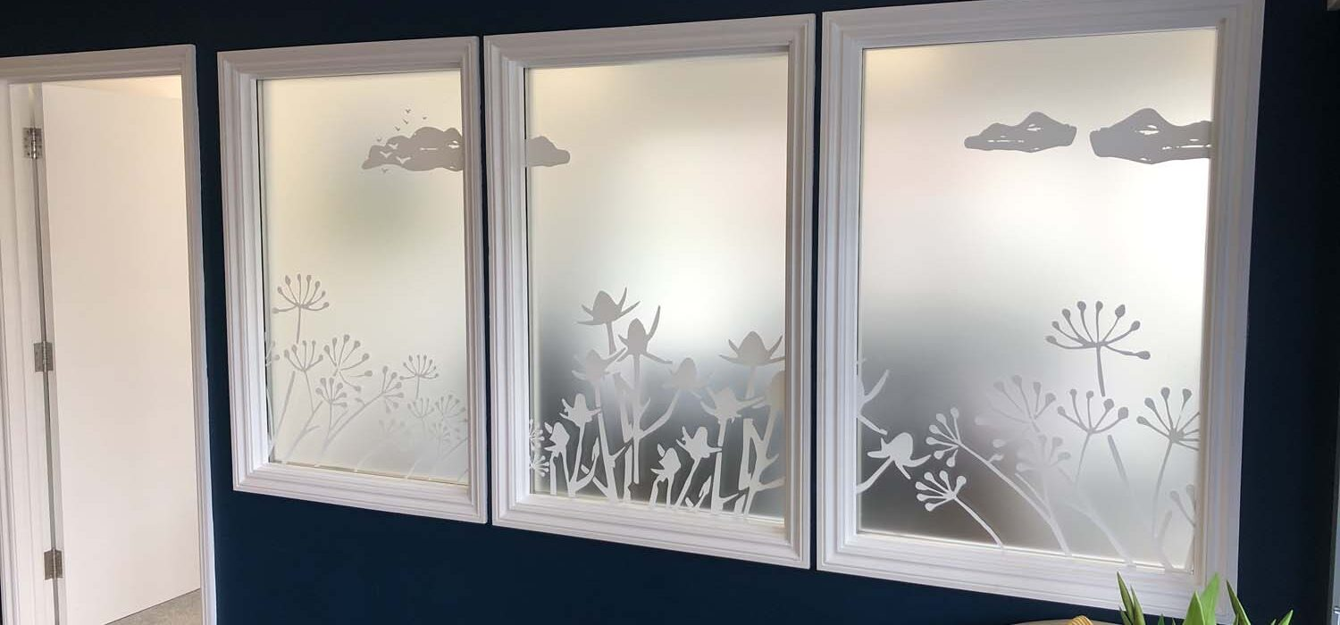 Window Graphics & Frosting