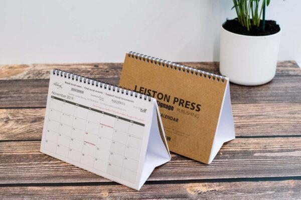 Calendar Printing | Leiston Press