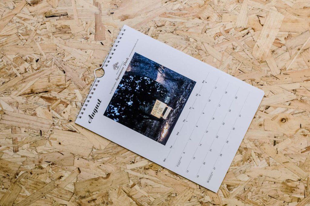 Calendar Printing | Calendar Printing Suffolk | Leiston Press