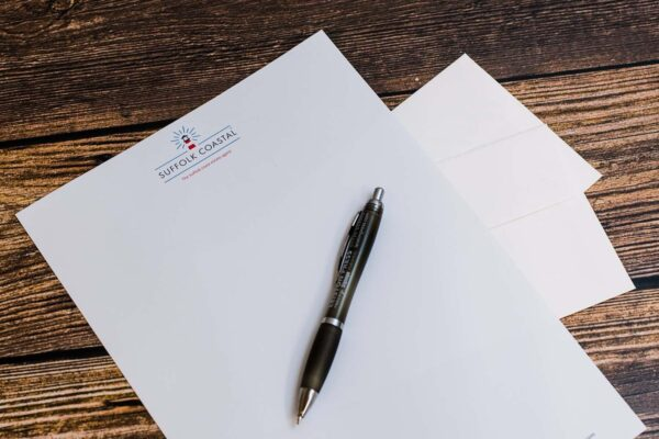 Business Stationery Printing | Company Letterheads | Leiston Press