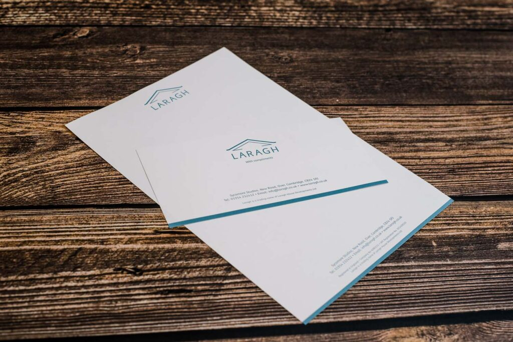 Business Stationery Printing | Stationery Printing Product Guide | Leiston Press