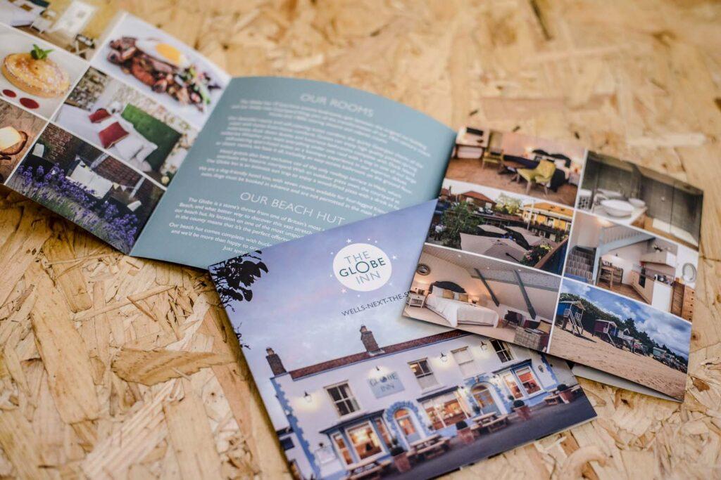 Brochure Printers | The Globe Inn | Leiston Press