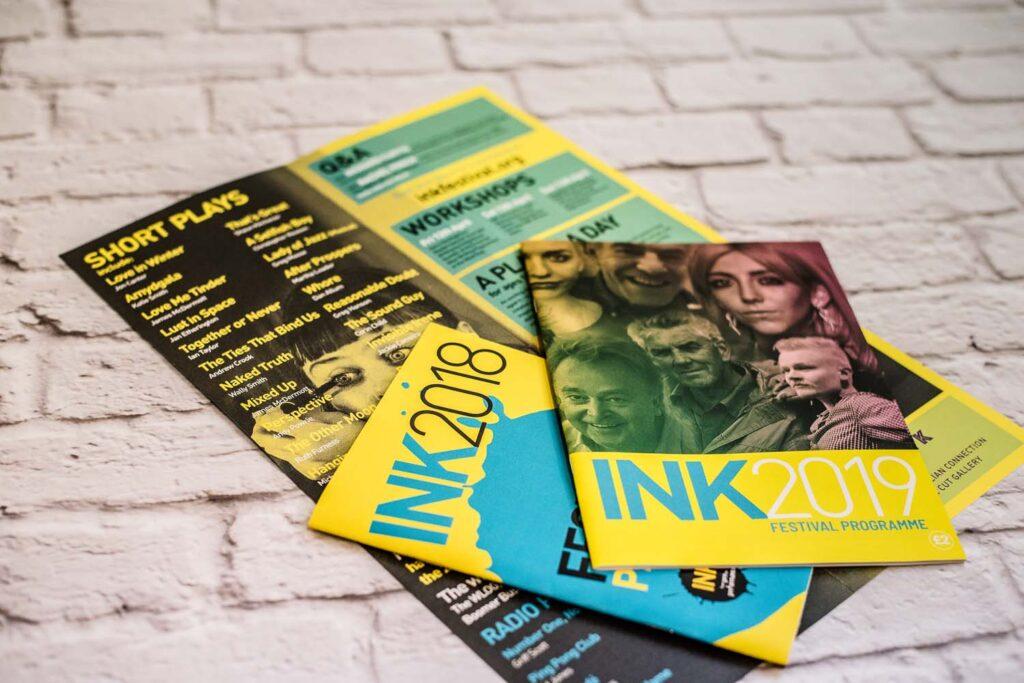 Brochure Printers | INK Magazine | Leiston Press