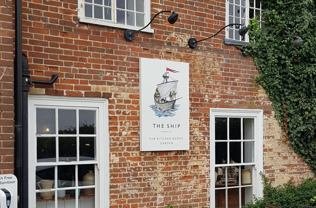 Shop Frontage Printing Suffolk | Leiston Press