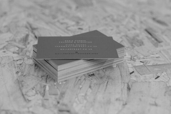 Custom Business Cards | Leiston Press