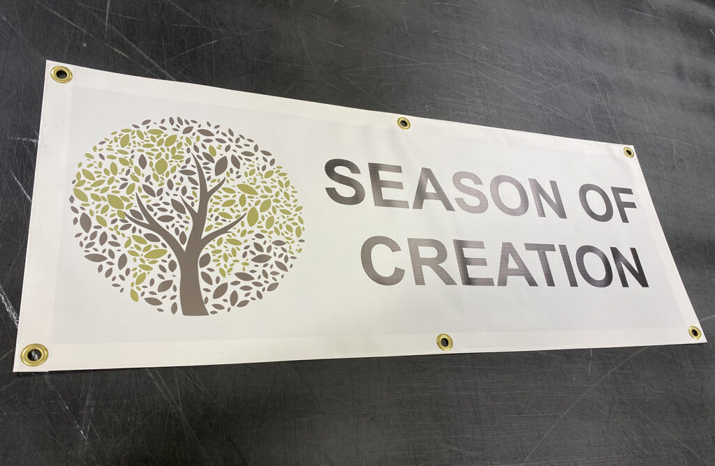 Banner Printing Suffolk | Leiston Press